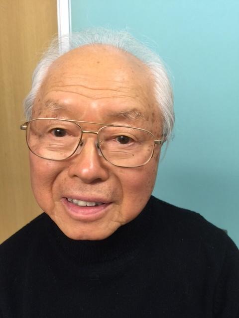 88歳、とても元気にしています。
